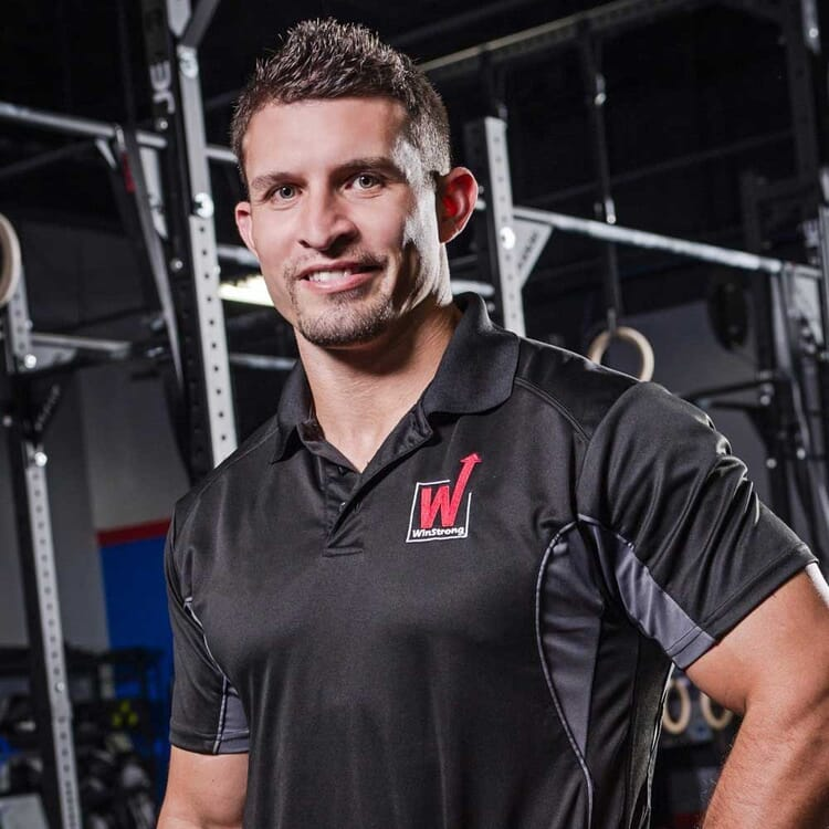 Luis Rodriguez | WinStrong Fitness