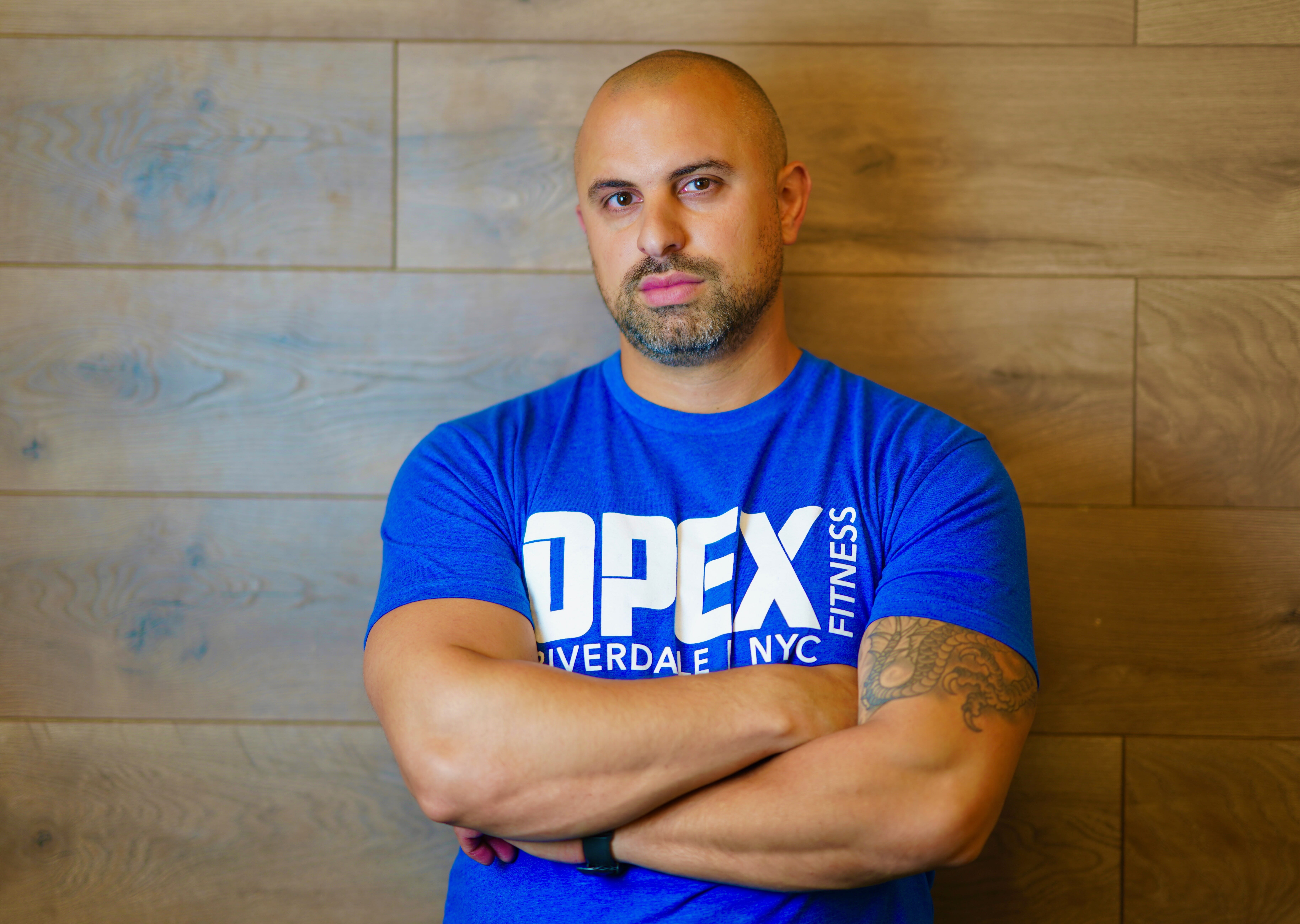OPEX Riverdale | John Tracey