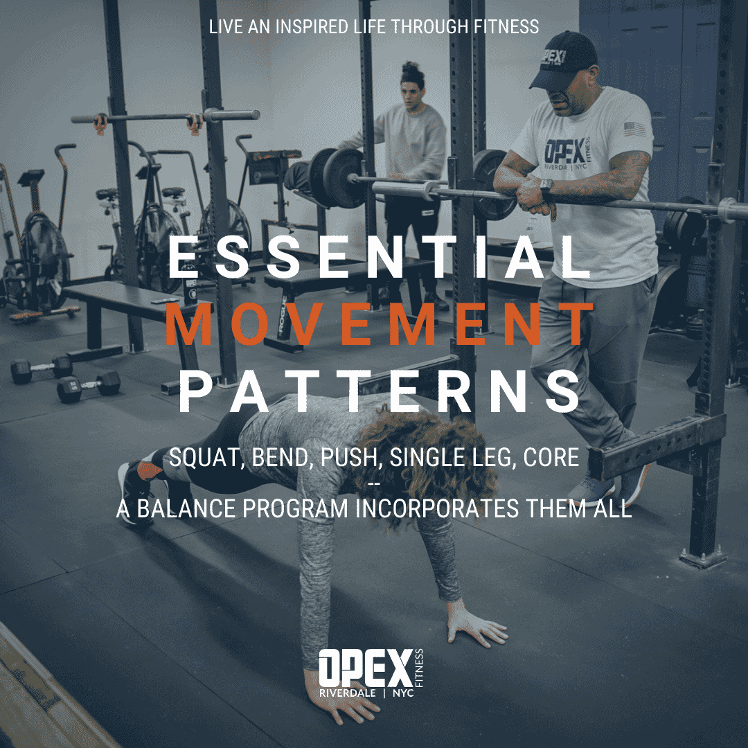 The Essential Movement Patterns