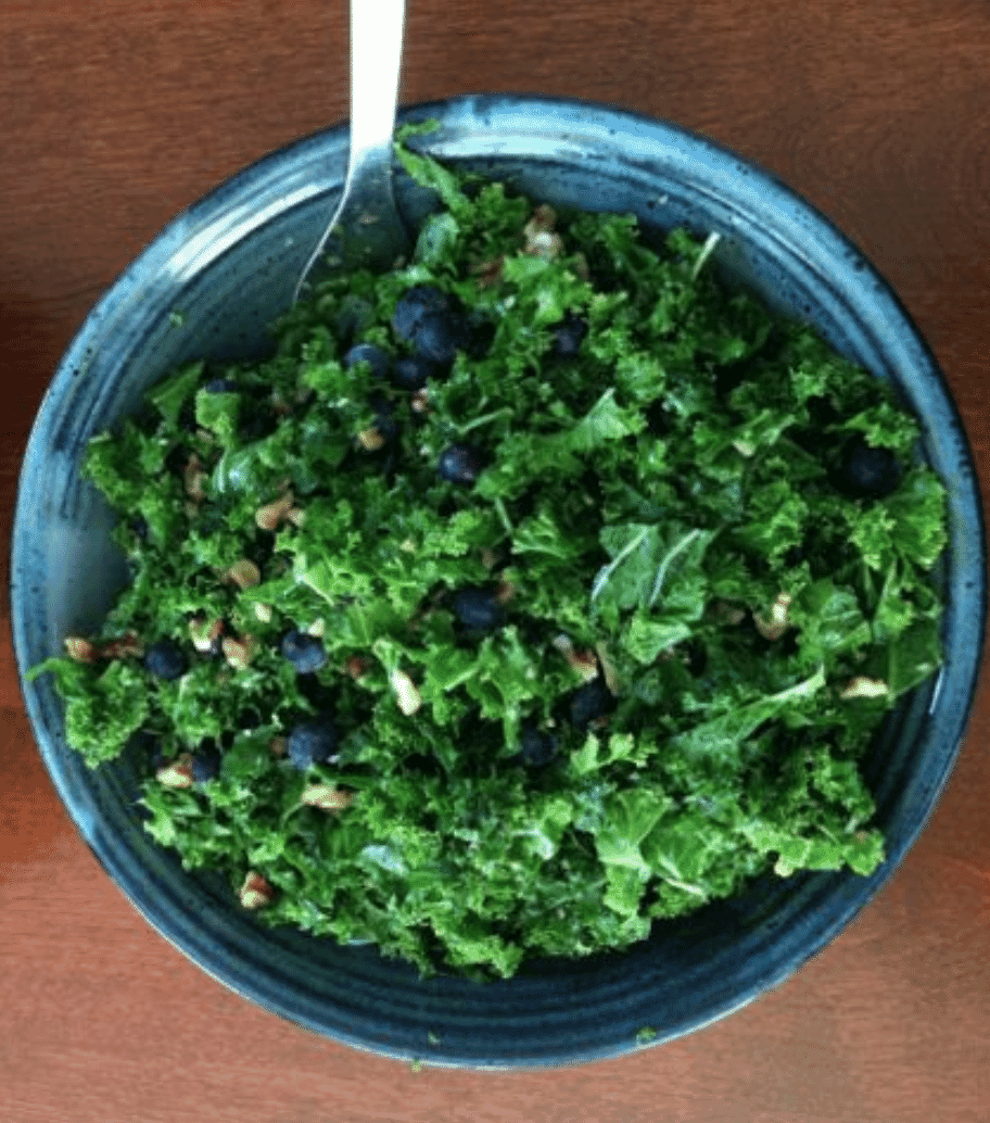 Meal Prep Monday: Summer Kale Salad