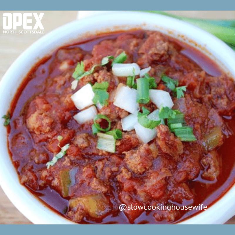 Meal Prep Monday: Crockpot Chili