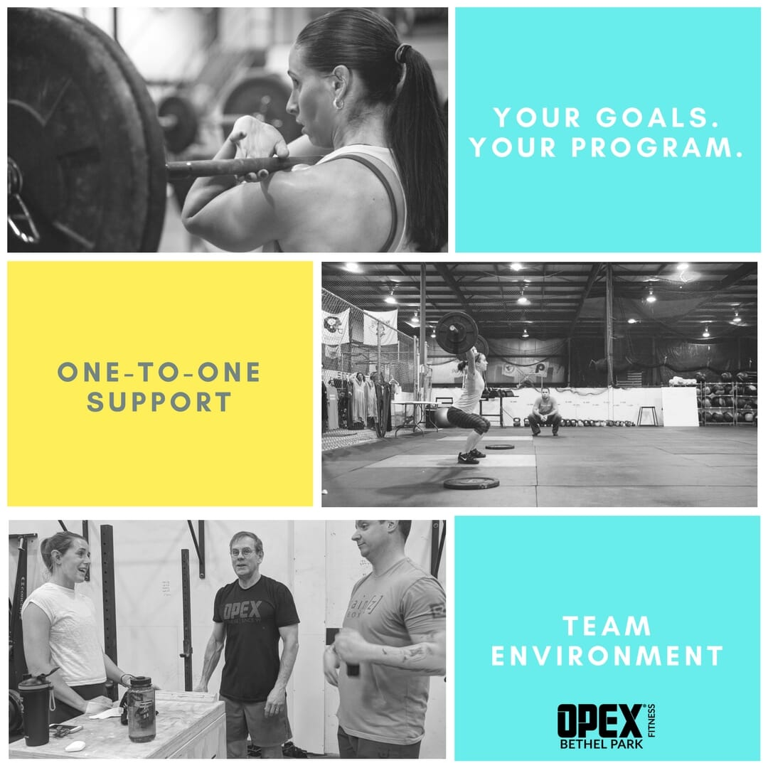 How Does An OPEX Gym Work?