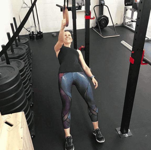 OPEX Gyms Client: Tina Haupert