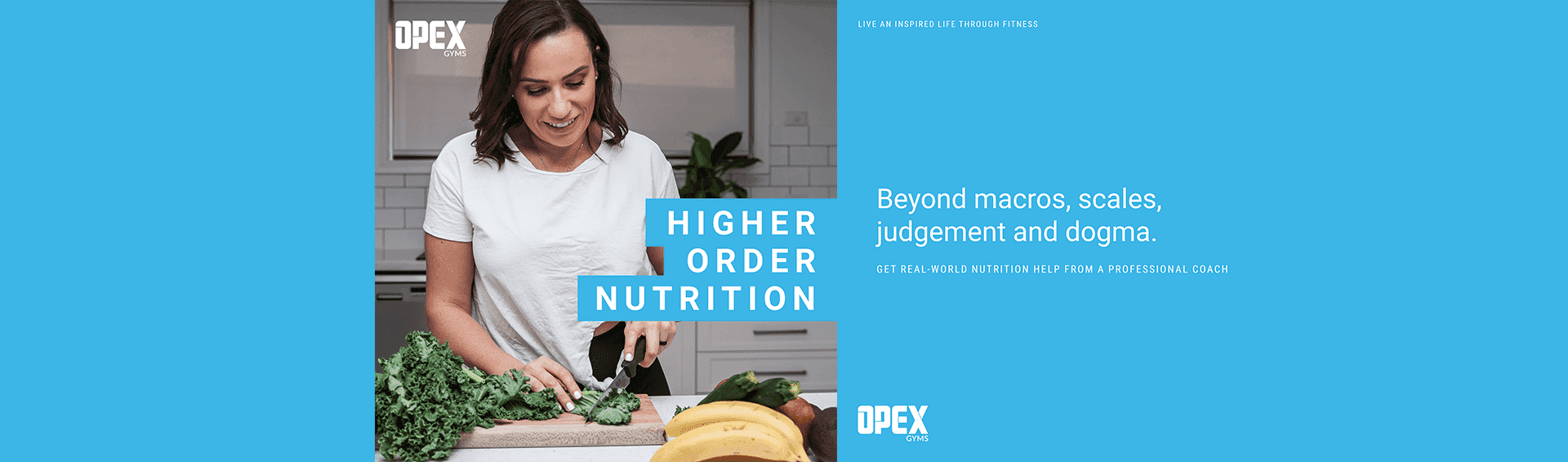 Higher-Order Nutrition