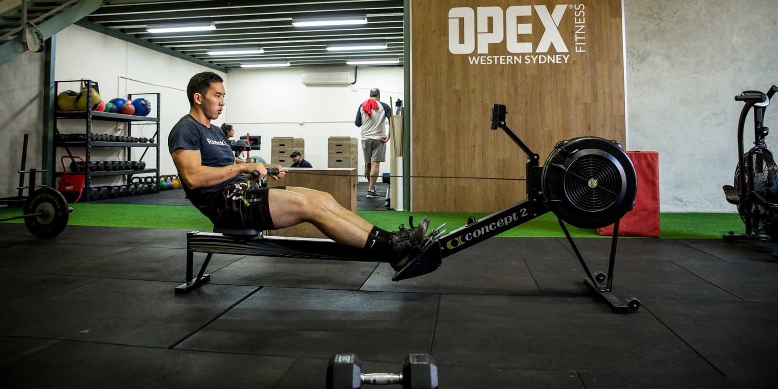 OPEX Gyms What is OPEX?