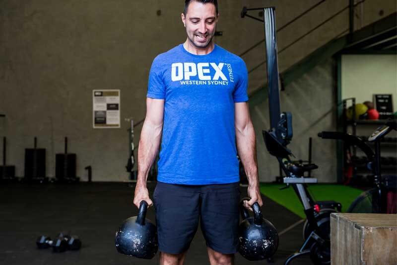 OPEX Gyms Client: Boris Kezic