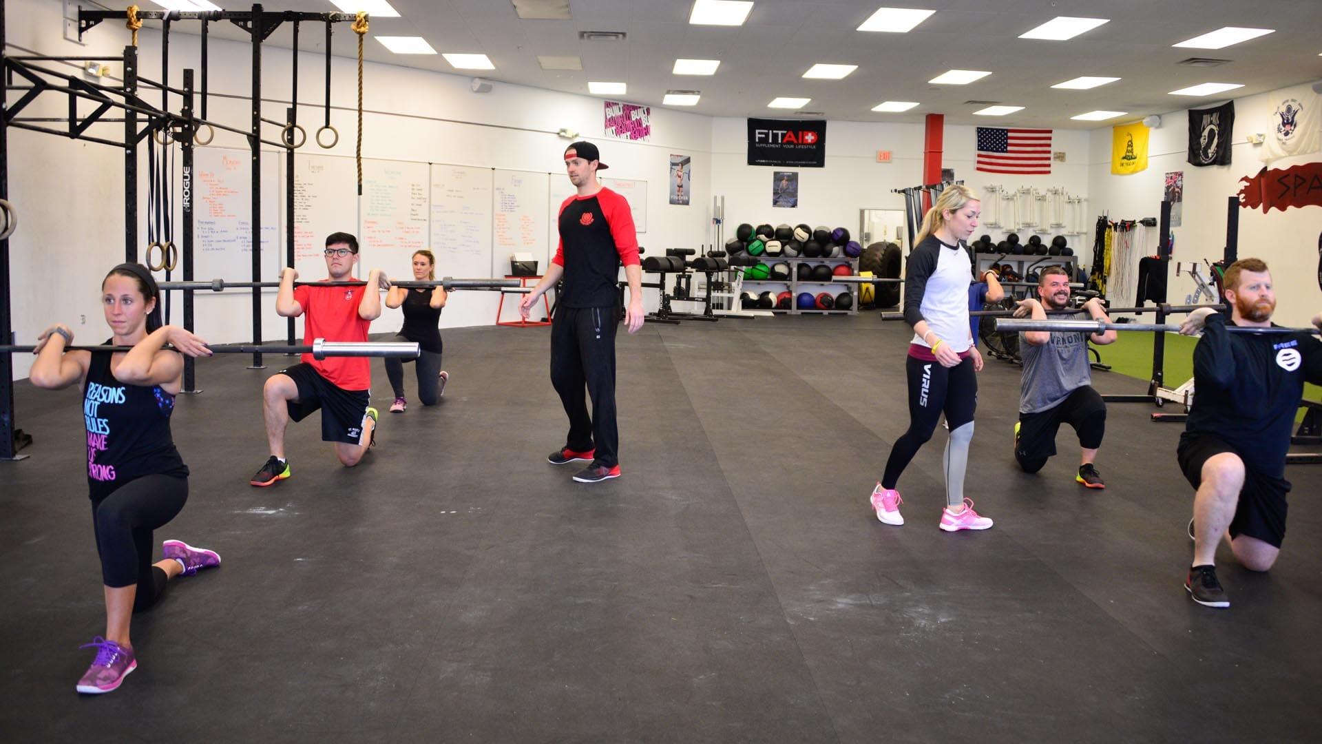 Spartan Fitness 360 CrossFit