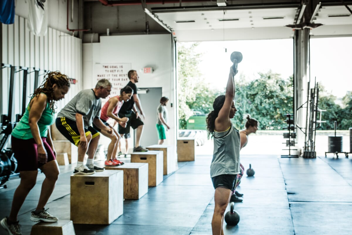CrossFit Ypsilanti