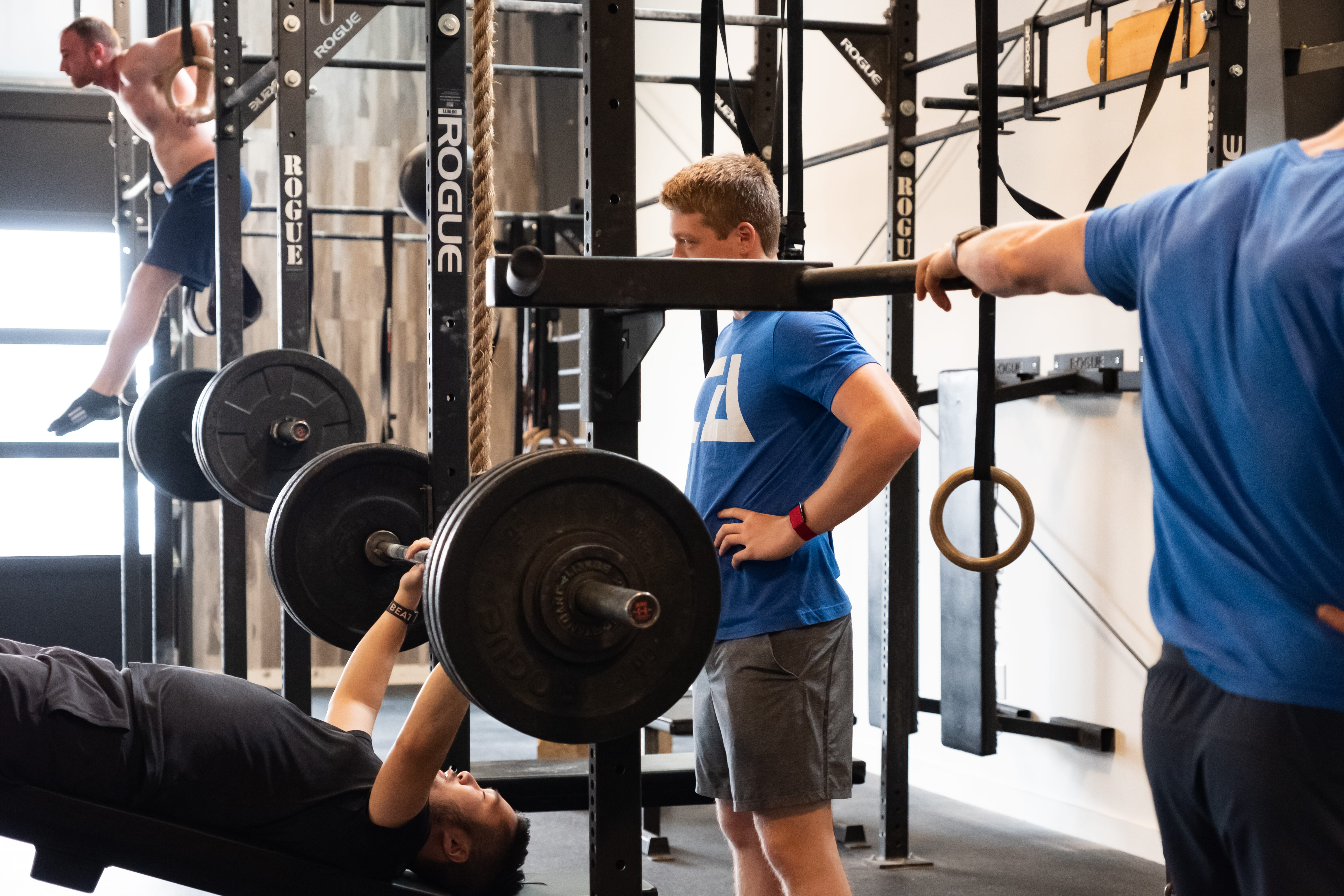 Cluster Training: A Complex Method of Progression for Intermediate and Advanced Athletes | Central Athlete Blog