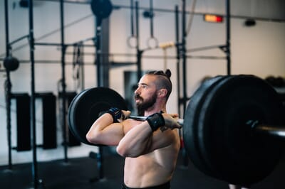 Training for a CrossFit Competition Without a Gym