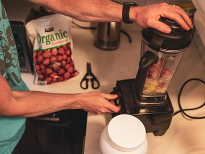 Nutrition For Performance vs. General Health