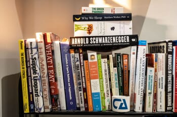 The 5 Most Impactful Books We've Read on Health and Fitness   Central Athlete Blog