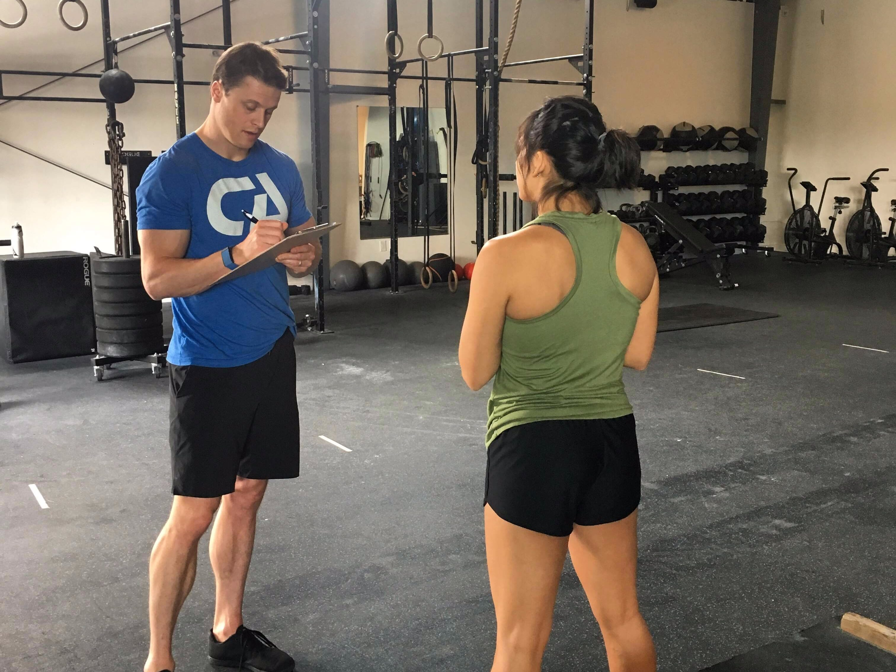 The Power of a Fitness Assessment | Central Athlete Blog