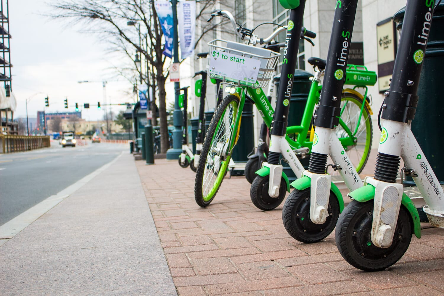 Micromobility: A Modern Solution To CLT's Growing Pains
